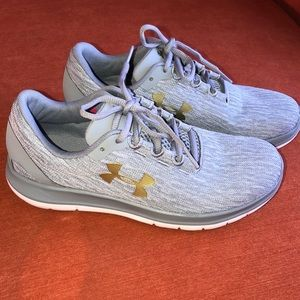 NEW Under Armour sneakers w/o tag or box